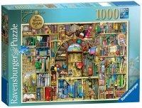 Puzzle 1000 Ravensburger 193141 Thompson - Dziwna Księgarnia