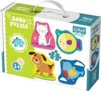 Puzzle Baby Classic Trefl T-36074 Zwierzątka
