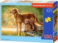 Puzzle 180 Castorland B-018253 Dwa Psy