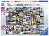 Puzzle 1000 Ravensburger 197095 Piękne Miejsca USA - Kanada