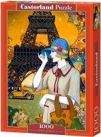 Puzzle 1000 Castorland C-103591 Paryżanka