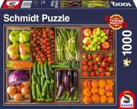 Puzzle 1000 Schmidt 58308 Owoce i Warzywa