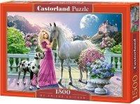 Puzzle 1500 Castorland C-151301 Jednorożec - My Friend Unicorn
