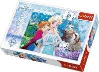 Puzzle 30 Trefl 18225 Frozen - Uwolnij Magię