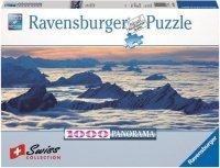 Puzzle 1000 Ravensburger 191031 Widok z Góry Santis - Panorama