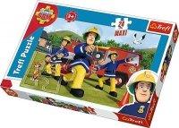 Puzzle 24 Maxi Trefl 14245 Strażak Sam