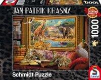 Puzzle 1000 Schmidt 59335 Jan Patrik Krasny - Sawanna