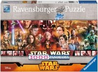 Puzzle 1000 Ravensburger 150670 Star Wars - Legendy