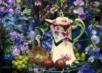 Puzzle 1000 Schmidt 58180 Dzbanek i Kwiaty
