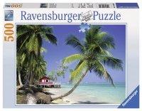Puzzle 500 Ravensburger 143894 Wakacyjne Marzenia