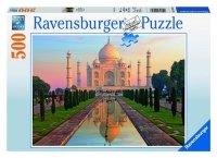 Puzzle 500 Ravensburger 145348 Taj Mahal