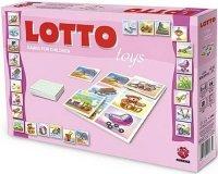! Gra Edukacyjna Maxim Lotto Toys - Zabawki G24.01.03