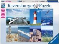 Puzzle 1000 Ravensburger 190713 Morskie Impresje