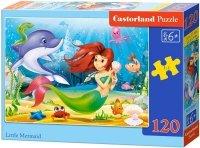 Puzzle 120 Castorland B-13210 Mała Syrenka