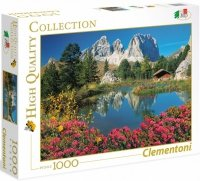 Puzzle 1000 Clementoni 39459 Dolomity - Passo Pordoi