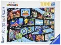 Puzzle 1000 Ravensburger 196043 Disney - Kadry z Filmów Pixar