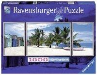 Puzzle 1000 Ravensburger 196463 Idylla - Tryptyk