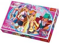 Puzzle 160 Trefl 15296 Winx - Wakacje
