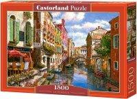 Puzzle 1500 Castorland C-151578 Kafejka - La Pergola