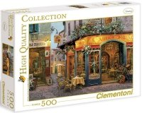 Puzzle 500 Clementoni 30104 Tawerna