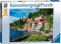Puzzle 500 Ravensburger 147564 Włoskie Jezioro