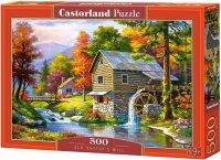 Puzzle 500 Castorland B-52691 Stary Młyn Suttera
