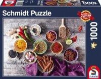 Puzzle 1000 Schmidt 58294 Kompozycja Przypraw