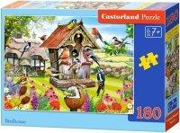 Puzzle 180 Castorland B-018307 Ptaki