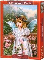 Puzzle 1000 Castorland C-103232 Anioł - Butterfly Dreams