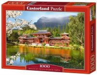 Puzzle 1000 Castorland C-101726 Replica of the Old Byodoin Temple