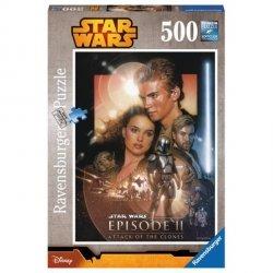 Puzzle 500 Ravensburger 146666 Star Wars - Epizod II