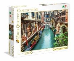 Puzzle 1000 Clementoni 39458 Kanał w Wenecji