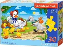 Puzzle 30 Castorland B-03723 Brzydkie Kaczątko