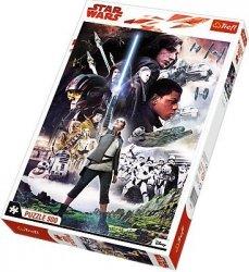 Puzzle 500 Trefl 37273 Star Wars - Ostatni Jedi