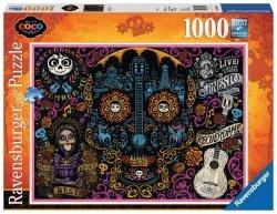 Puzzle 1000 Ravensburger 198122 Coco - Mama wie Najlepiej
