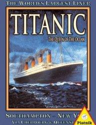 Puzzle 1000 Piatnik P-5389 Titanic