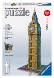 Puzzle 3D 216 Ravensburger 125548 Big Ben