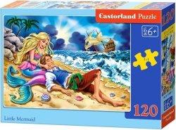 Puzzle 120 Castorland B-13388 Syrenka