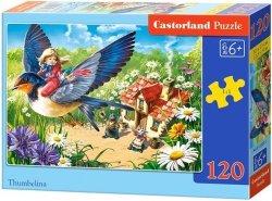 Puzzle 120 Castorland B-13203 Calineczka