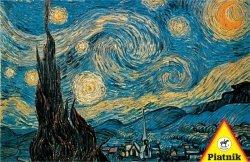 Puzzle 1000 Piatnik P-5403 Van Gogh Gwiaździsta noc