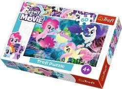 Puzzle 60 Trefl 17298 My Little Pony - Podwodne Kucyki
