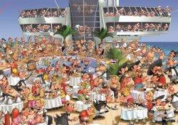 Puzzle 1000 Piatnik P-5435 Ruyer - Kreuzfahrt