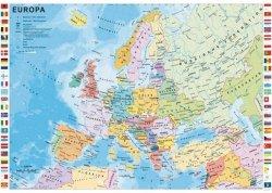 Puzzle 1000 Schmidt 58203 Mapa Polityczna Europy
