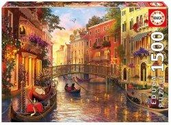 Puzzle 1500 Educa 17124 Wenecja