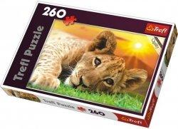 Puzzle 260 Trefl 13163 Lwiątko