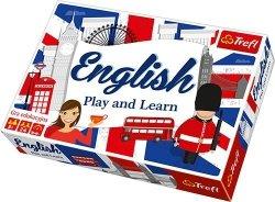 Gra Planszowa - Trefl - English - Play and Learn - 01049