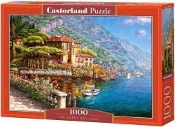 Puzzle 1000 Castorland C-103676 Żaglówka - The Abbey Bellagio