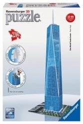 Puzzle 3D 216 Ravensburger 125623 World Trade Center