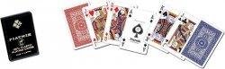 Karty do Gry Plastikowe Piatnik 1 Talia 1364 Plastic