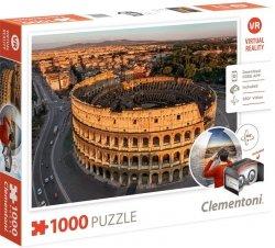 Puzzle 1000 Clementoni 39403 Platinum - Koloseum - Rzym